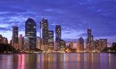 Australia, Brisbane Urban Landscape — Stock Photo