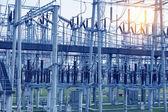 Transformer substation — Stock Photo