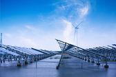 Solar power systems — Stock Photo