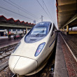 High speed chinese train — Stock Photo #13858102