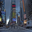 Evening street in New York — Stock Photo #14008748