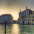 Streets in the city over water — Stock Photo #14008810