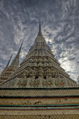 Thai Chedi — Stock Photo