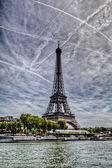 Eiffel Tower — Stockfoto