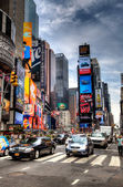 Street in Manhattan, New York, USA — Stock Photo