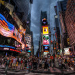 Packed Times Square — Stock Photo #14010037