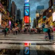On Times Square — Stock Photo #14010081
