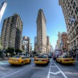 Flatiron building - manhattan, new york, usa — Stock fotografie #14010129