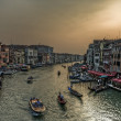 Stock Photo: Venice in evening