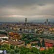 Royalty-Free Stock Photo: Overview of Florence, Italy