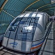 "Shanghai Maglev Train - ""Bullet Train"" - Stock Photo"