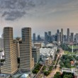 Panoramof Singapore — Stock Photo #14010390
