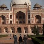 Delhi: Humayuns tomb — Stockfoto