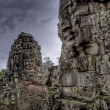 Bayon temple, Cambodia — Stock Photo