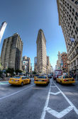 Flatiron Building - Manhattan, New York, USA — Stock Photo