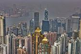 Hong Kong Island — Stock Photo