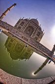 Views of the Taj Mahal — Stock Photo