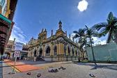 Abdul vladimír mešita, singapur — Stock fotografie