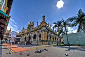 Mezquita abdul gaffoor, singapur — Foto de Stock