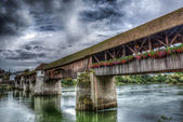 Wooden Bridge — Photo