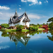 Sanphet Prasat Palace, Thailand - 