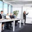 Business Situation in Office — Stock Photo #28452059