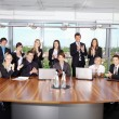 Foto Stock: Business Team