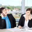 Stock Photo: Business Situation in Office