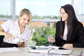 Business Situation in Office — Stock Photo