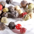 Dried berries — Stock Photo