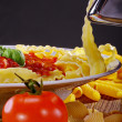 Apparatus for pasta — Stock Photo