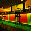 Stock Photo: Night Bar