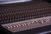 This mixer is used to mix the melodic music — Foto de Stock