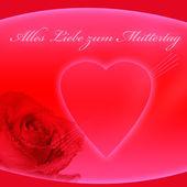 Love card — Stock Photo