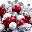 Christmas-tree decorations — Stock Photo #28515305