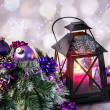Christmas decorations — Stock Photo #28515525