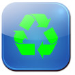Foto de Stock  : Recycle Sign