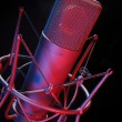 Studio microphone — Stockfoto
