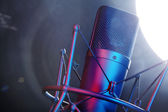 Studio microphone — Stock Photo