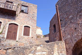 Spinalonga island — Stock Photo