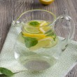 Lemonade with mint — Stock Photo #23741825