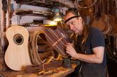 Luthier — Stockfoto