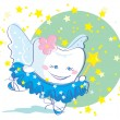 Royalty-Free Stock Vector Image: Tooth fairy