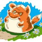 ������, ������: Fuuny fox