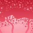 Royalty-Free Stock Vector Image: Pink spring