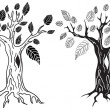 Tree — Vector de stock #26523609