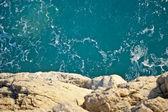 Z nad morza — Zdjęcie stockowe