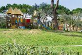 Playground - Loano Liguria — Stock Photo