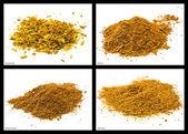 Spice mixtures — Stock Photo