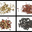 Pepper mixtures — Stock Photo